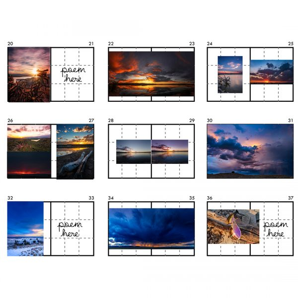 Storyboard Template  Learn Indesign  Photoshop  Design Procademy