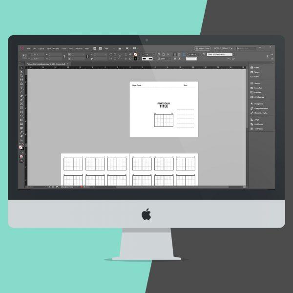 Storyboard Template Design Like A Pro